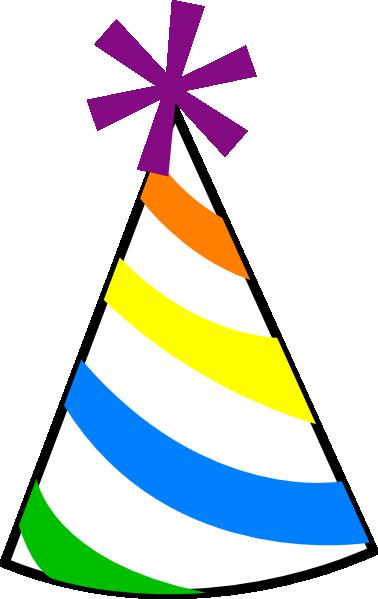 378x599 Free Birthday Hat Clipart Image
