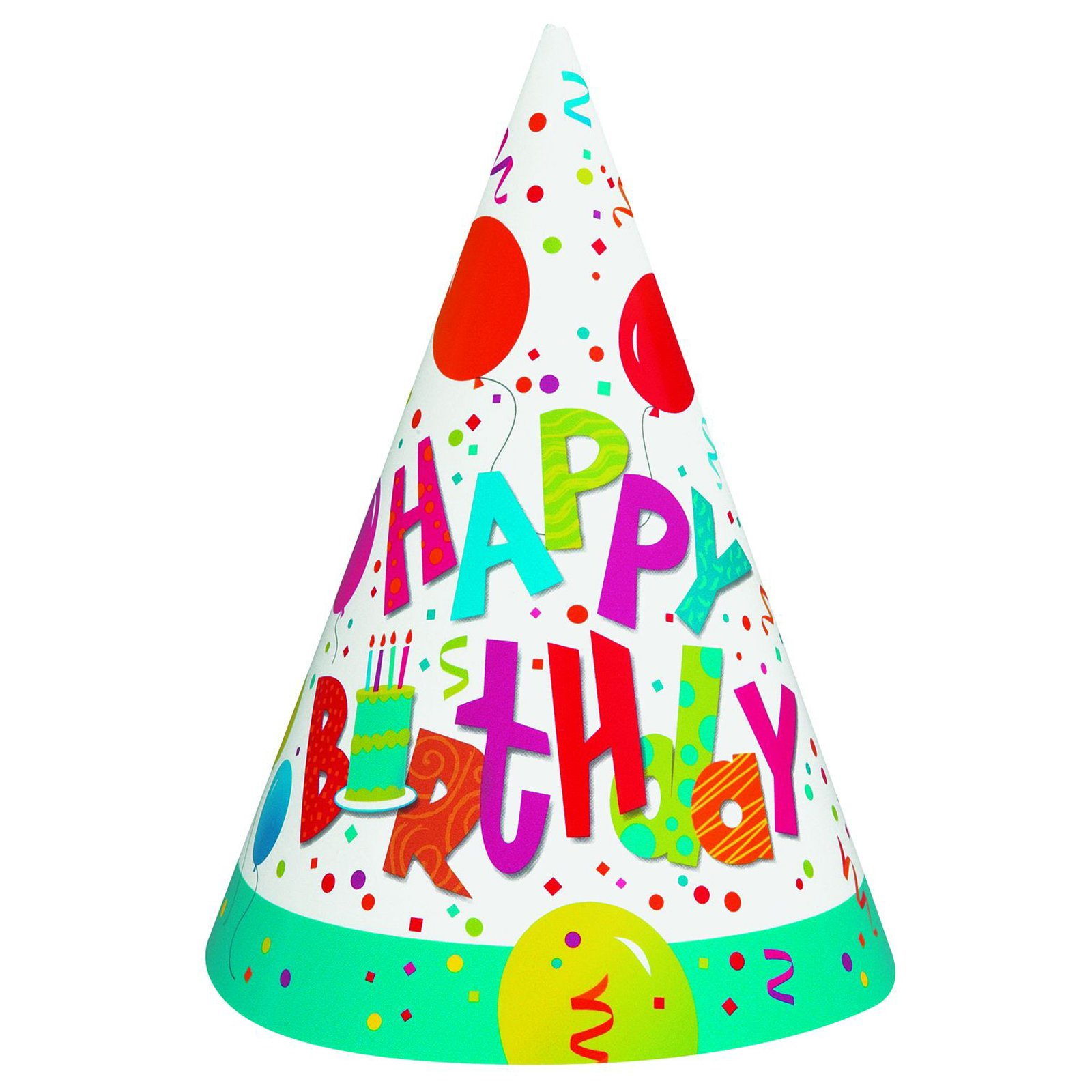 1600x1600 Birthday Hat Transparent Background Free Clipart 2