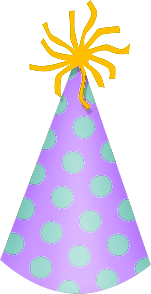 527x1024 Plain Birthday Hat Clipart Transparent Background Collection
