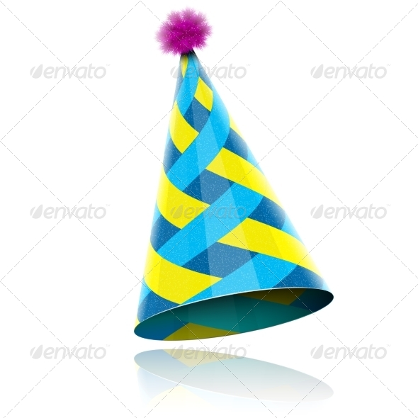 590x590 Birthday Hat Transparent Clipart Panda