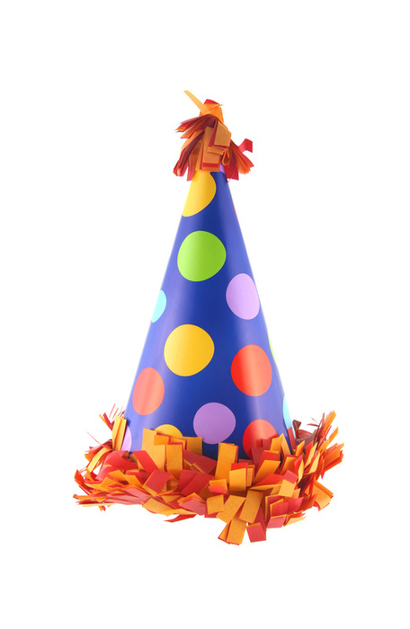 456x700 Birthday Hat Clipart 0