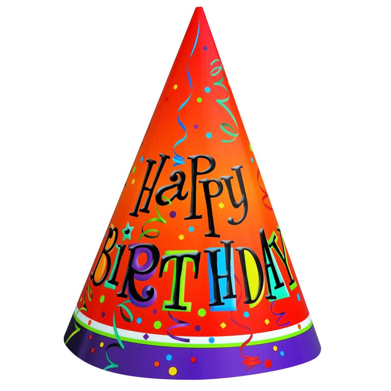 1600x1600 Birthday Hat Clipart No Background