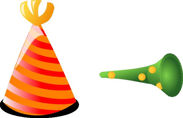 600x388 Birthday Hat Transparent Background Free Clipart 8