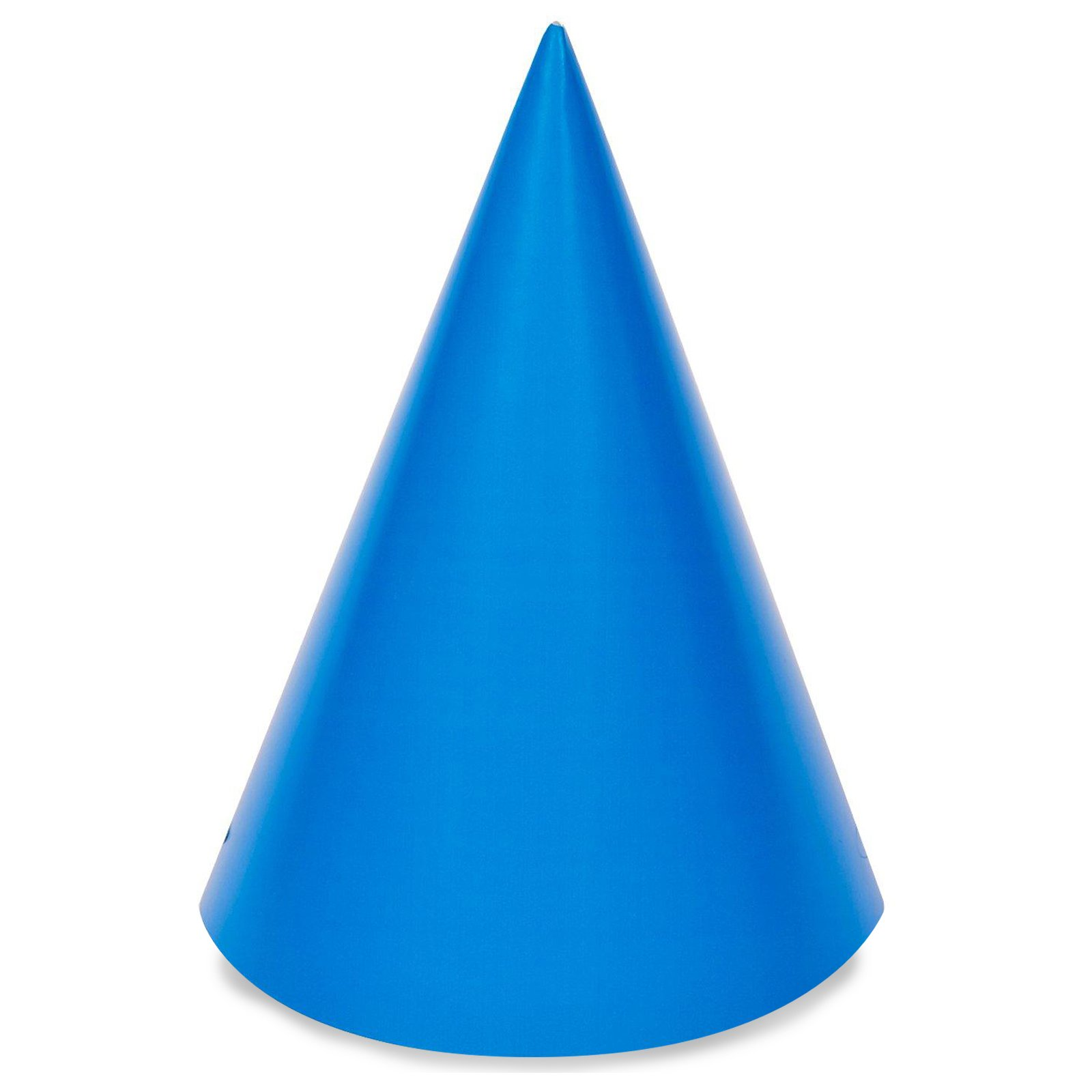 1600x1600 Blue Cone Party Hats