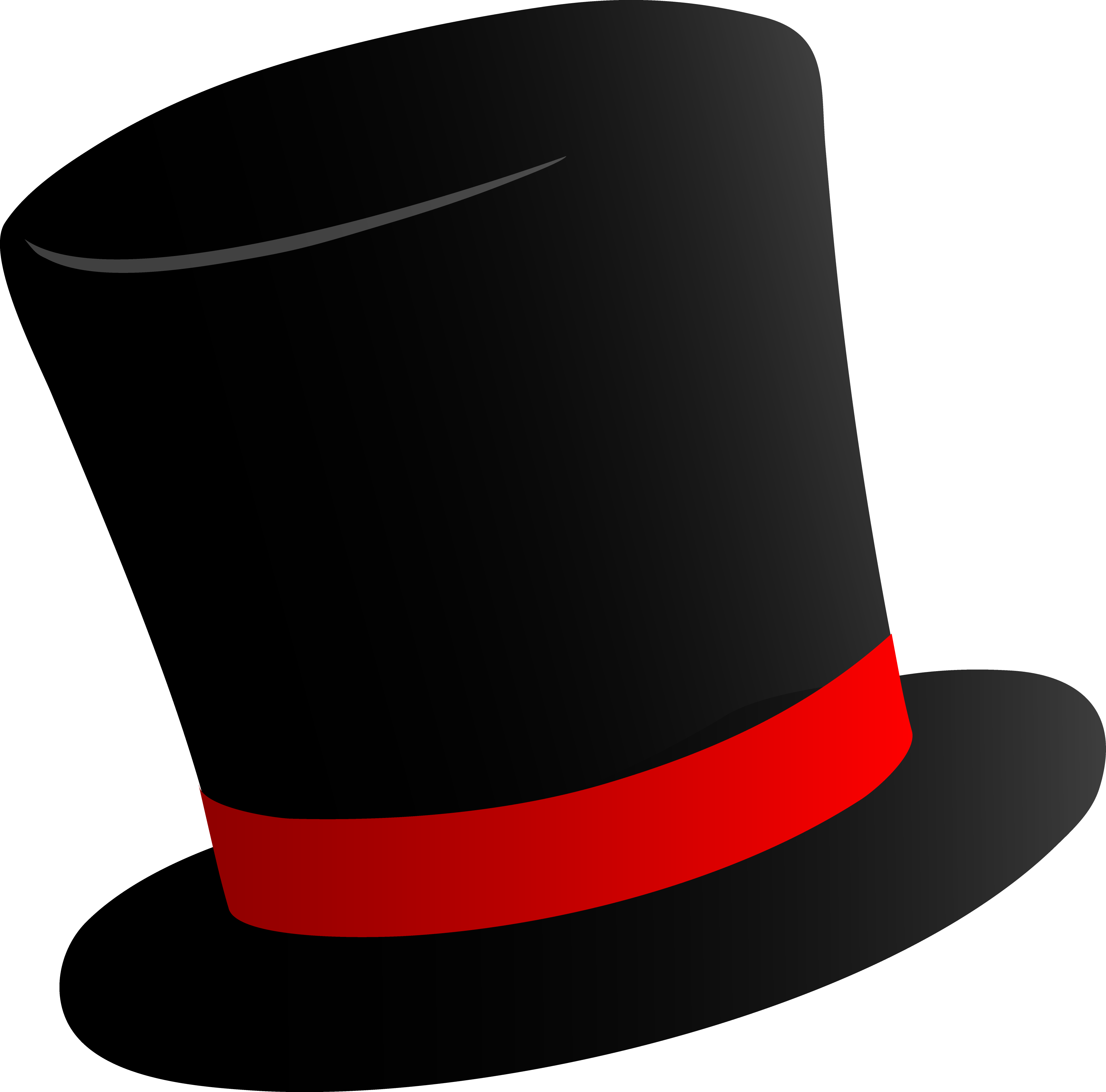 3858x3809 Top Hat No Background Clipart