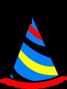 225x300 Birthday Hat Transparent Background Clipart Panda