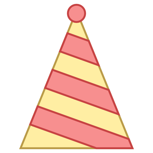 512x512 Hat Clipart Triangle