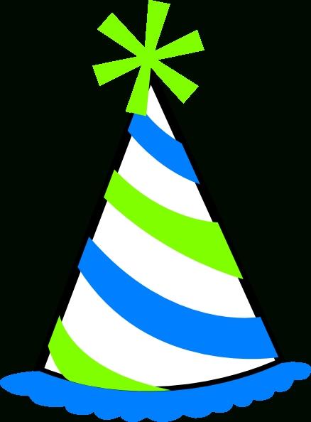 438x594 Birthday Hat Transparent Background Clipart Panda