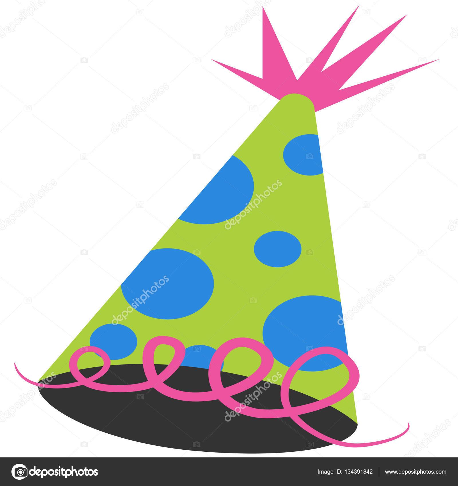 1600x1700 Birthday Party Hat Stock Vector Cteconsulting