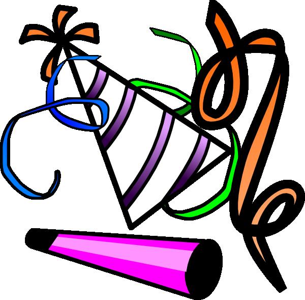 600x589 Party Favors Clip Art
