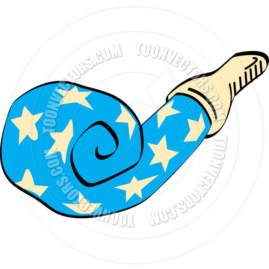 940x940 Birthday Clipart Horn