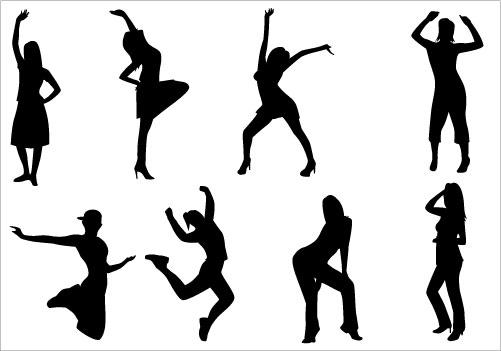 501x351 Dance Party Clip Art