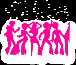 299x255 Dancing People Clip Art