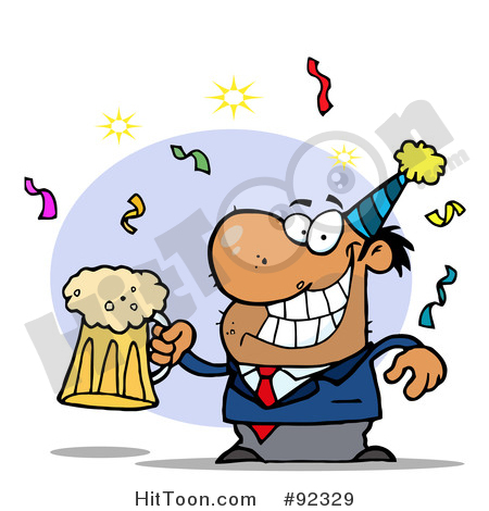450x470 Party Clipart