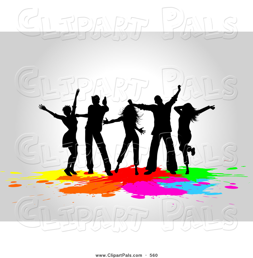 1024x1044 Dancers Clip Art
