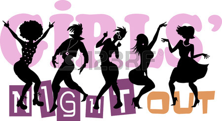 450x247 Diverse Group Of Fun Stylish Young People Dancing, Let's Party