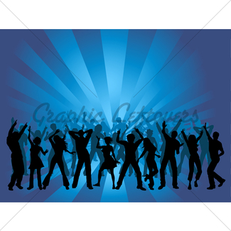 325x325 Huge Party Gl Stock Images