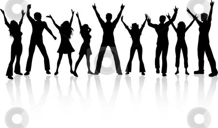 450x265 Clipart Dancing People