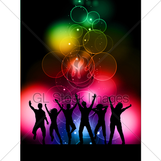 325x325 Party People Gl Stock Images