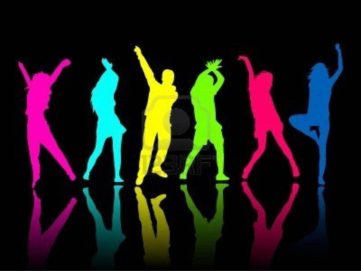 1200x903 Dance Party Clipart