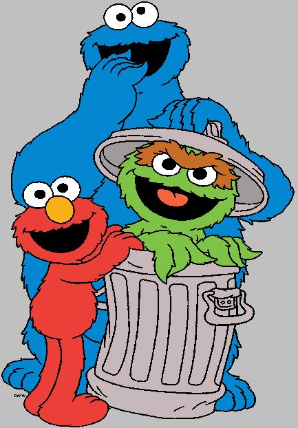 433x622 41 Best Sesame Street Clipart Images Animation