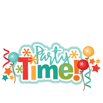 432x432 Graphics For Party Time Clip Art Graphics