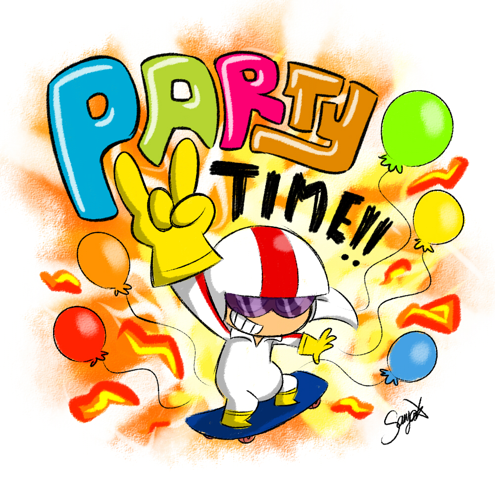 1000x1000 Party Time Clipart