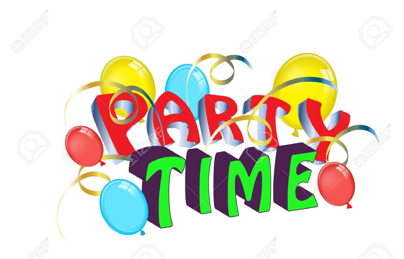 1300x835 Party Time Royalty Free Cliparts, Vectors, And Stock Illustration