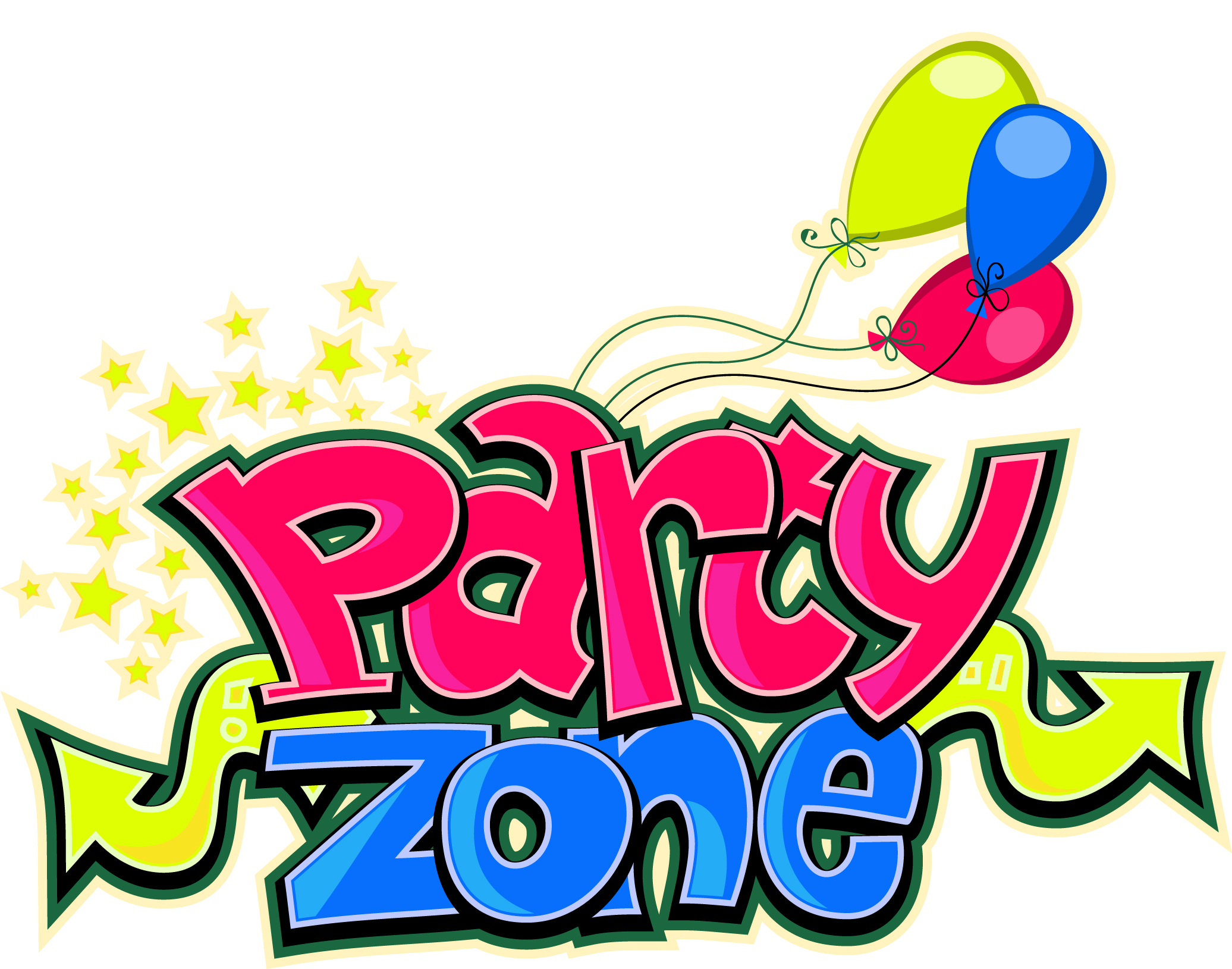2072x1629 Party Time Sign Clipart Panda