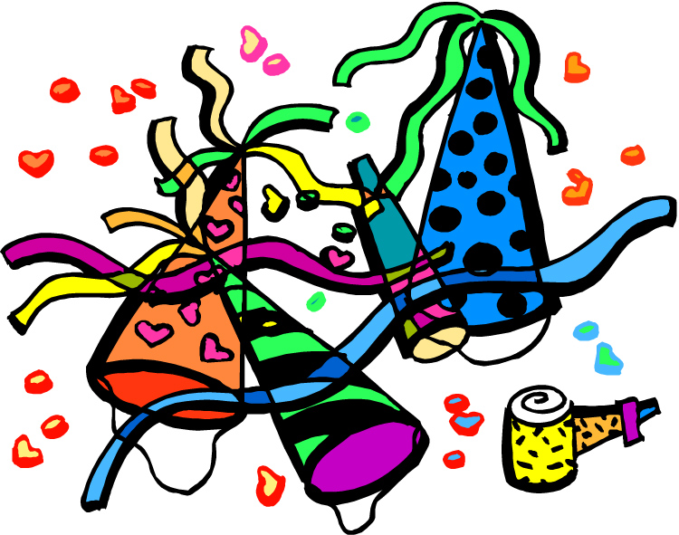 750x591 Party Time Clip Art Free Clipart Images 4