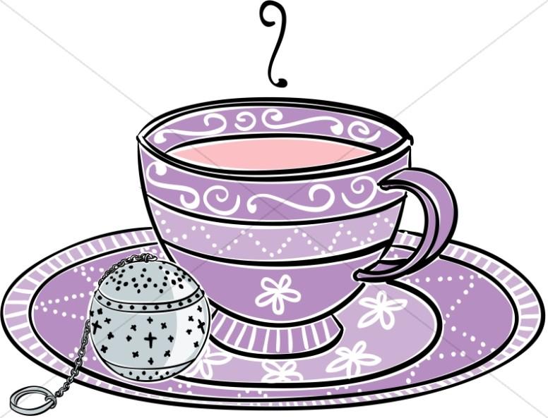776x593 Tea Time Clipart
