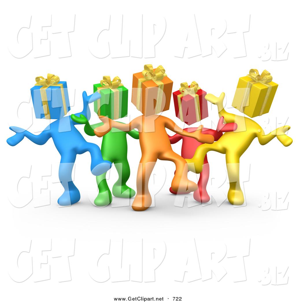 1024x1044 Group Party Clip Art