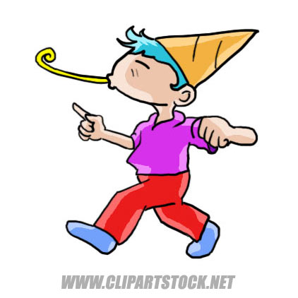 422x422 Kids Birthday Party Clip Art Free Clipart Images