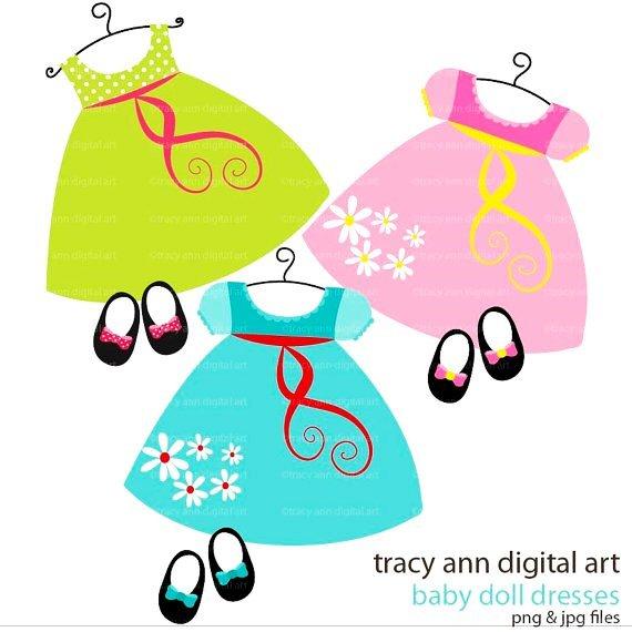 570x570 Party Dress Clipart 101 Clip Art