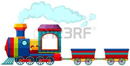 Passenger Train Clipart
