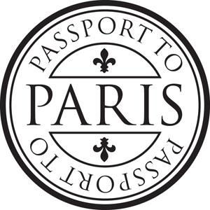 300x300 Paris Stamp Clip Art