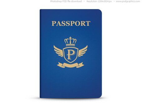 456x342 Passport Stamp Clip Art Vector Graphics