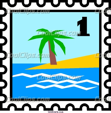 374x383 Stamp Clipart