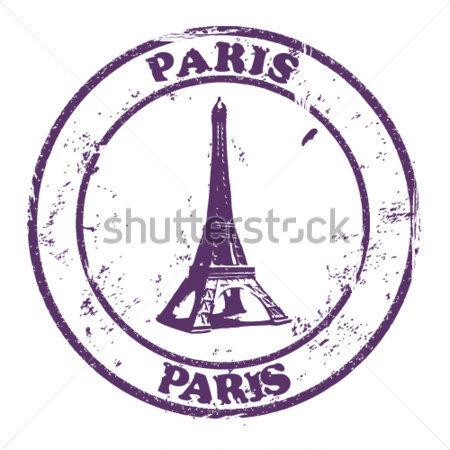 450x450 Gallery For Gt Paris Passport Stamp Clipart
