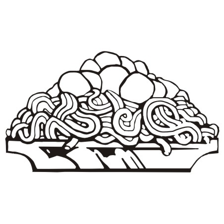 452x452 Download Pasta Clip Art Free Clipart Of Spaghetti 6 Wikiclipart