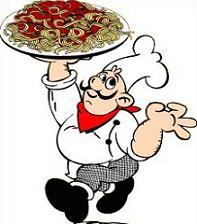 197x224 Free Spaghetti Dinner Clipart