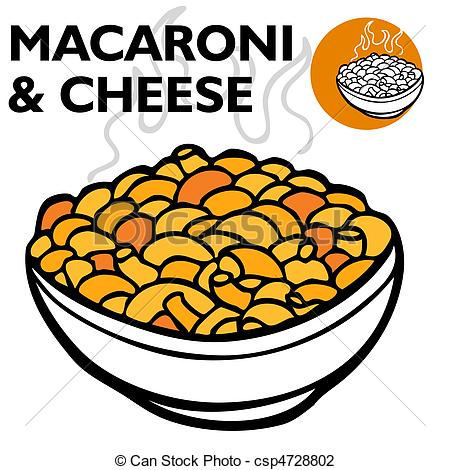 450x470 Macaroni And Cheese Clip Art Clipart Panda