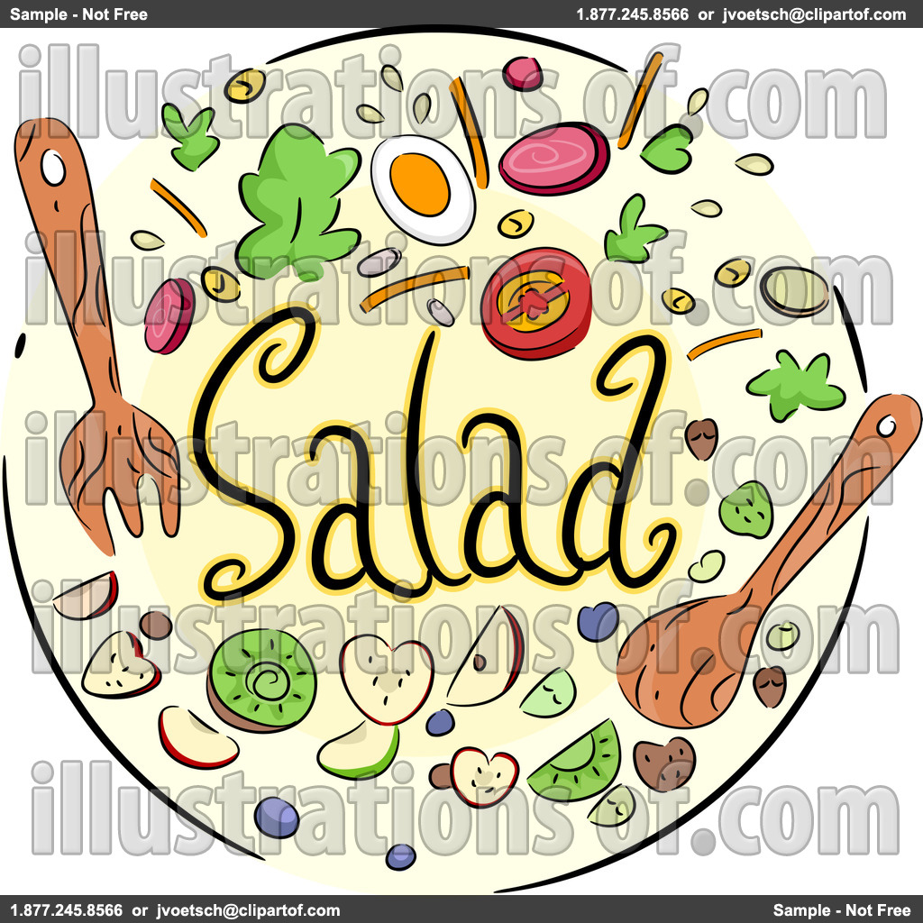 1024x1024 Salad Clip Art Free Clipart Panda