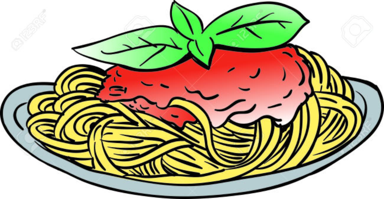 1300x676 Spaghetti,pasta Vector Cartoon Style Royalty Free Cliparts