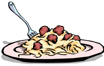 333x214 Spaghetti Pasta Noodles Clipart Spaghetti Clipart