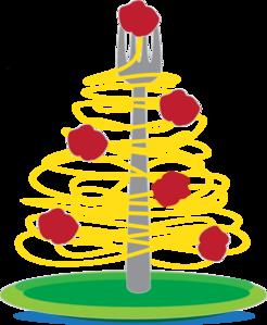 246x299 Spaghetti Tree Clip Art