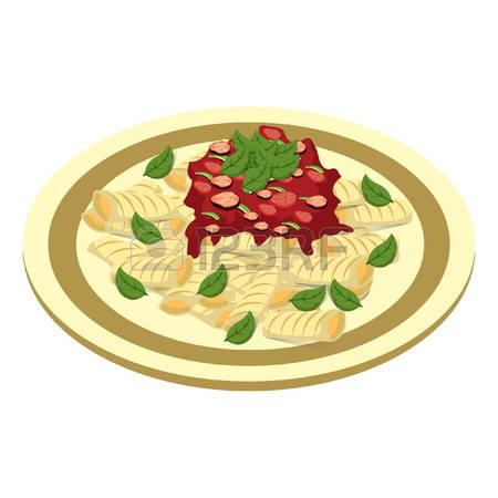 450x450 Spaghetti Clipart Penne Pasta