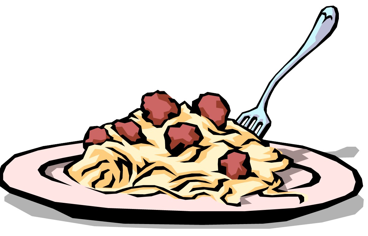 1199x769 Clipart Spaghetti And Meatballs