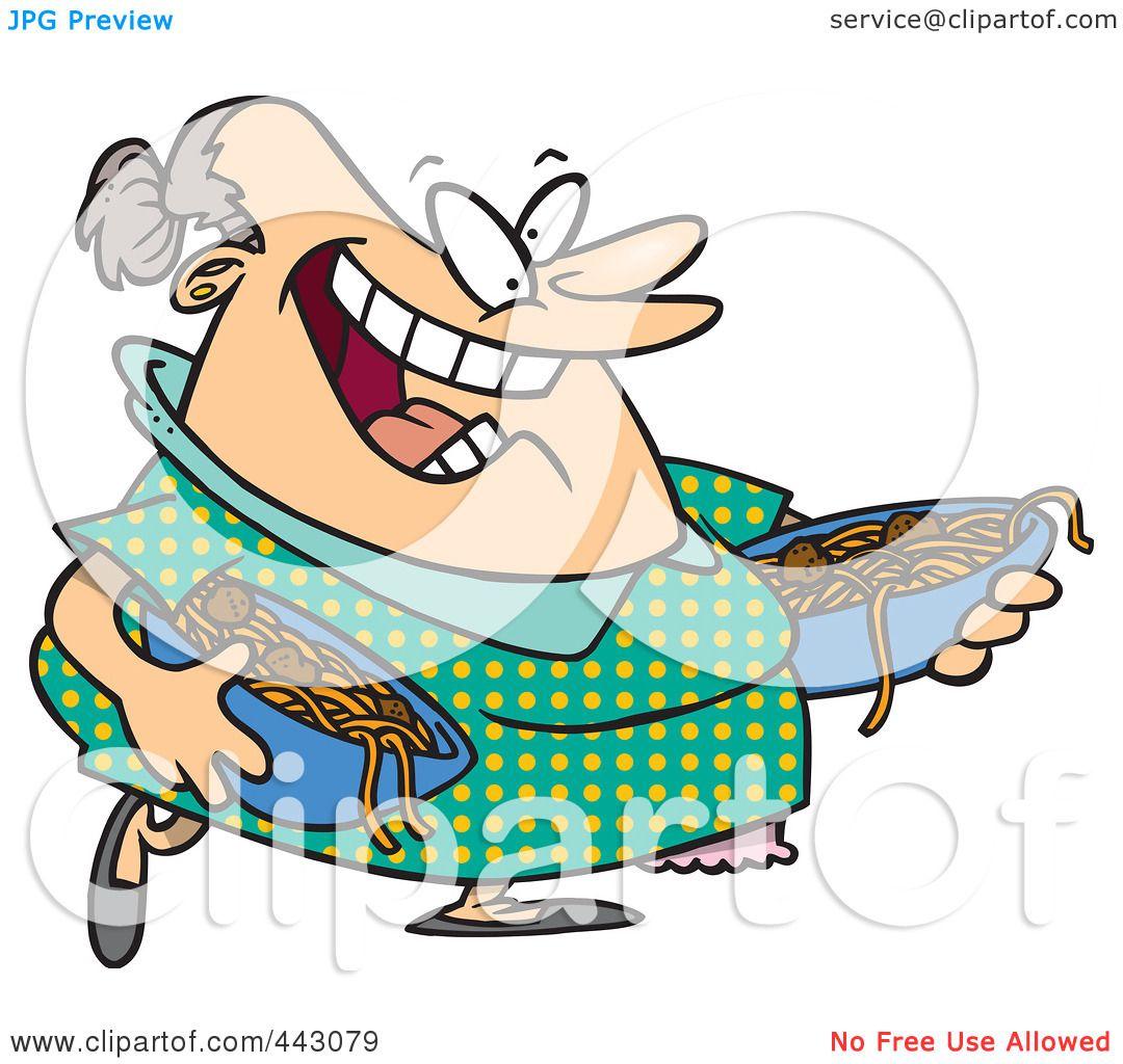 1080x1024 Royalty Free (Rf) Clip Art Illustration Of A Cartoon Happy Woman