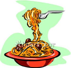 300x288 Spaghetti Clipart Fork Clipart